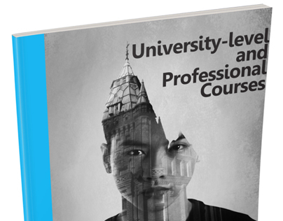 New College Nottingham Prospectus Concept Design 14/15