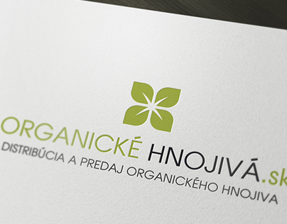Organicke Hnojiva - Logo Design