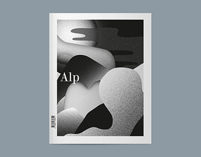 Alp Magazine — how do the Alps look like in 50 years?