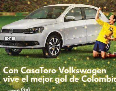 Campaña CT Volkswagen