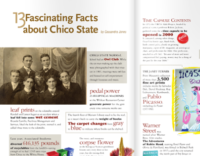 Chico Statements Article: 13 Facts About Chico State