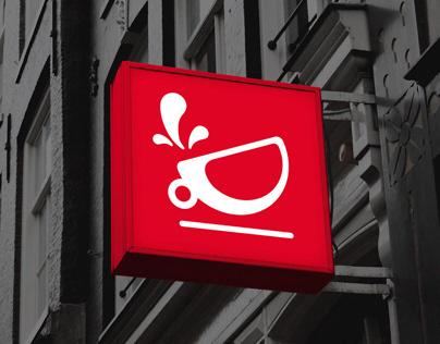 Latte It Be. Cafe in Riga. Naming. Logo. Branding.