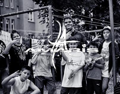 Amaris - Strassensoul // Bookletdesign & Audioproject