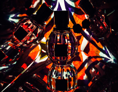 VOGUE Kaleidoscope Still life