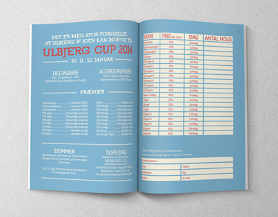 Print // Ulbjerg Cup