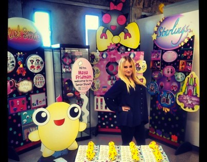 Otis College Senior Show May 2013 Toy Department