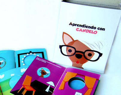 Aprendiendo con Candelo - Children´s Book