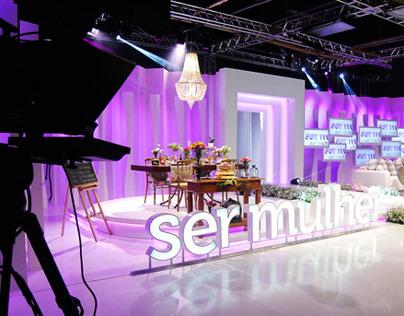 Ser Mulher tv show