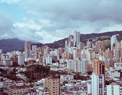 Fotografía análoga - Ciudad
