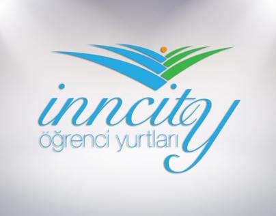 """INNCITY Öğrenci Yurtları"""" Logo Tasarımı"""