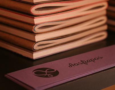 Aosfiapos - Cadernos Artesanais