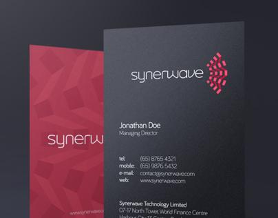 Synerwave Branding