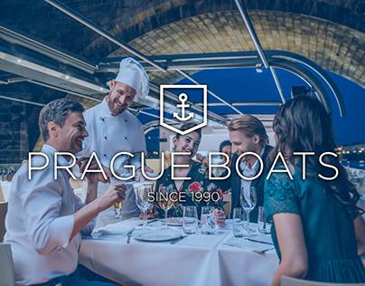 PRAGUE BOATS - commercial