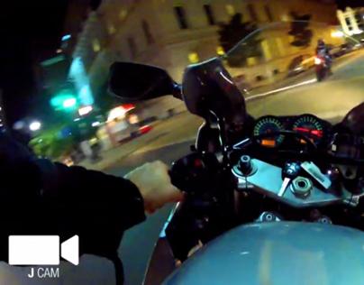 GoPro - 3 Camera Night Ride