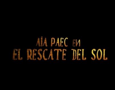 Aia Paec's in The Sun's rescue