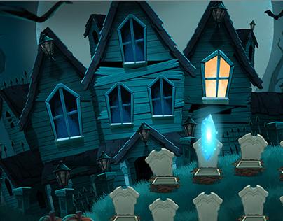 Halloween pop! slots