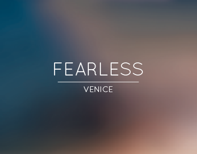 Fearless - Mobile App