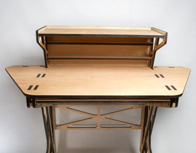 Makerspace Desk