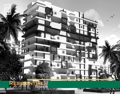 Residential Building    بناء سكني