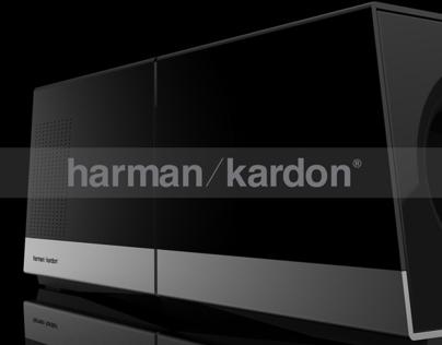 harman/Kardon Bluetooth Speaker