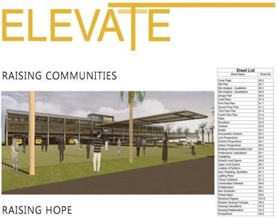 ELEVATE - Galveston Island Disaster Relief Center