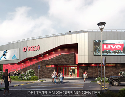 DELTA/PLAN SHOPPING CENTER