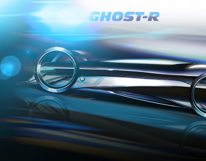GHOST-R Racing Concept