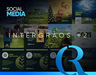 Social Media   Intergrãos #2