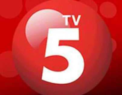 Sine Ko Singko Launch (TV5)