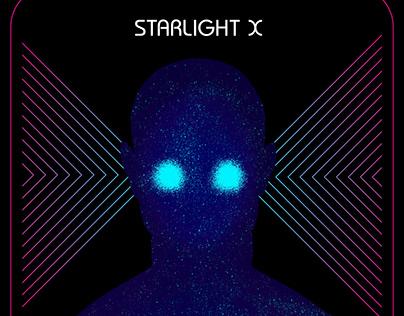 Starlight X - Album Art Commission