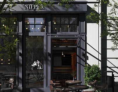 Facade Bar Nipper in Odessa