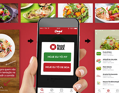 Food Block - iFood