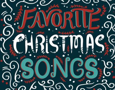 AMP Christmas album + party