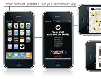 Comcast SportsNet App