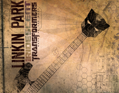 Linkin Park Cover Design Competition
