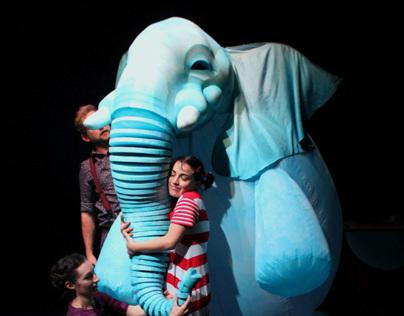 Elephantom- National Theatre (Sculptor/puppet maker)