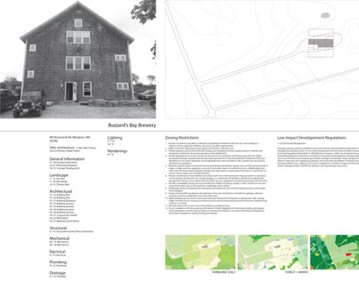 Buzzards Bay Brewery Net-zero energy Passive House
