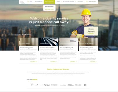 Electrical Residental Web Design
