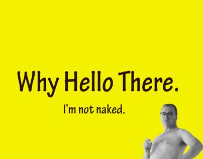 I'm not naked - Franklin's Devin - Buyer Presentation