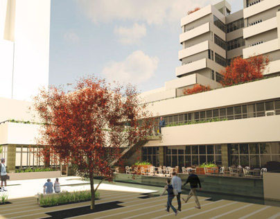 Dallas Power & Light Luxury Apartments