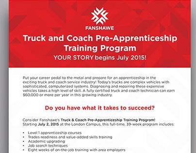 Fanshawe College Pre-Apprenticeship Program Launch