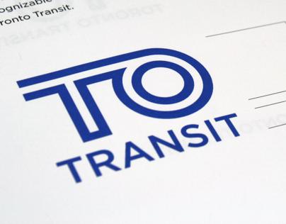TO Transit -- The TTC Rebranded