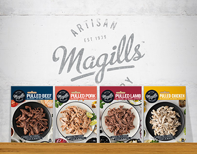 Magill's Slow-Cooked Meats