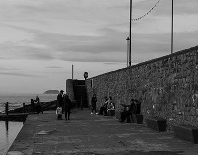 Around the Seafront, Weston-super-Mare