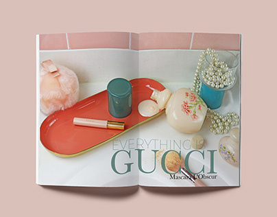 Everything Is GUCCI.
