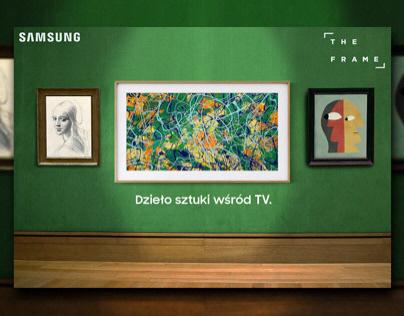Samsung Frame a new dimension among TVs