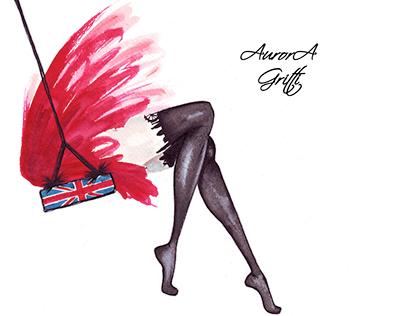 Fashion illustration