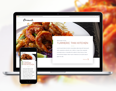 The corporate site for Thai Food Restaurant