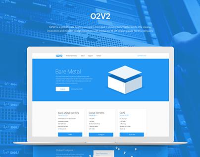 O2V2 Cloud Service