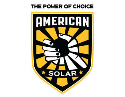 American Solar Logo